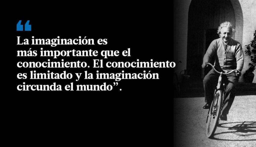 Einstein e imaginación